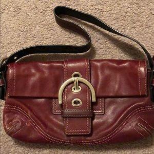 Coach Shoulder Handbag, small.